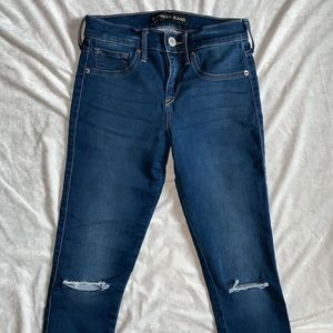2 FOR $20 EXPRESS JEANS - MID RISE LEGGING